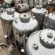 公司出售回收二手不锈钢搅拌罐