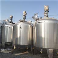 二手5吨不锈钢发酵罐出售