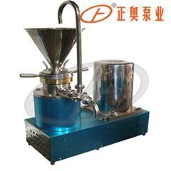 正奥泵业JML-180F型不锈钢分体式胶体研磨机