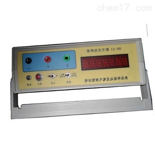 带通讯毫秒计 选频电平表