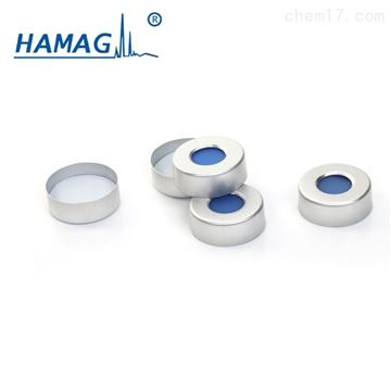 HM-4477预组装银色开孔铝盖;白色PTFE/蓝色硅胶垫