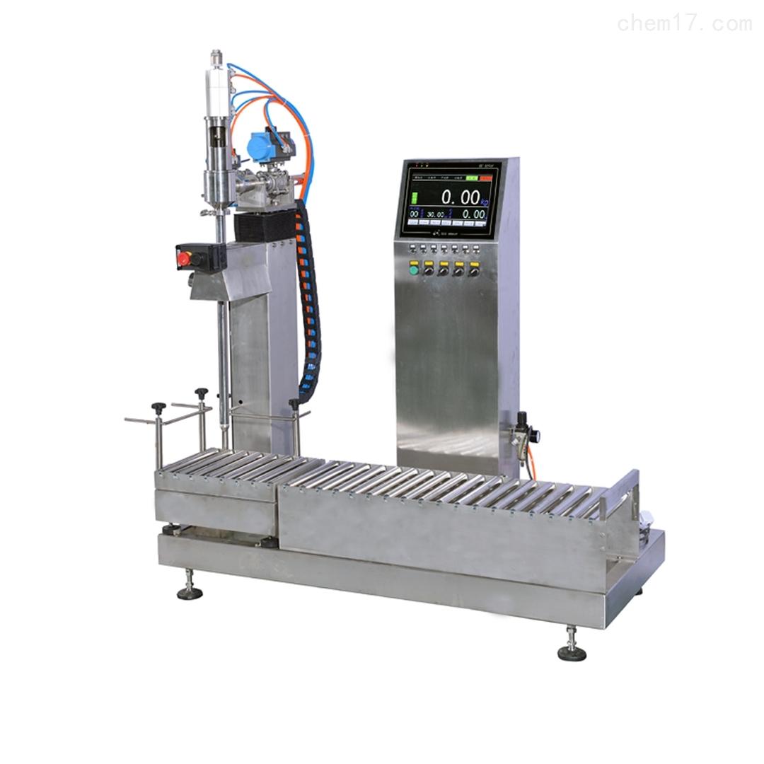 25L液体自动灌装生产线
