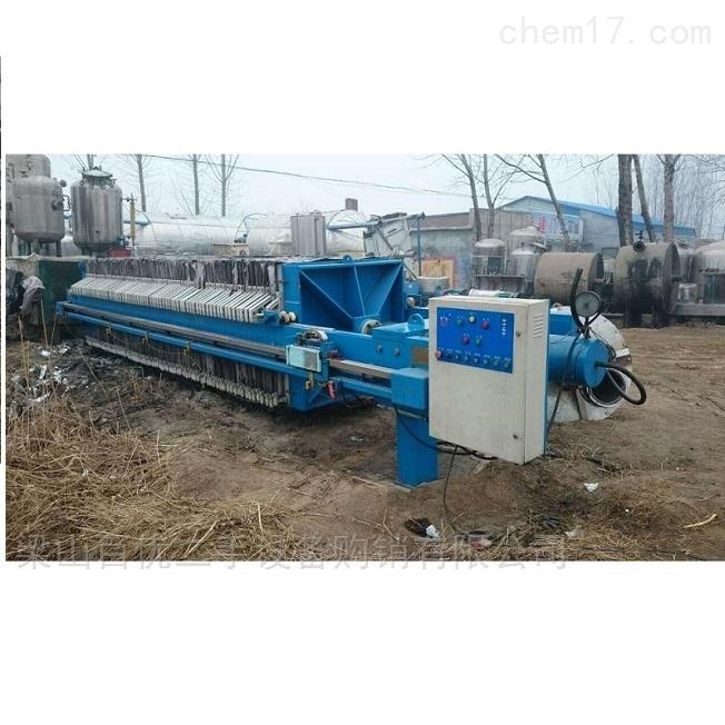 回收隔膜压滤机