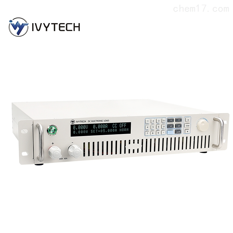艾维泰科IVYTECH IV8710 600W系列电子负载