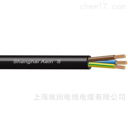 上海埃因250V对绞屏蔽数据电缆PVC护套