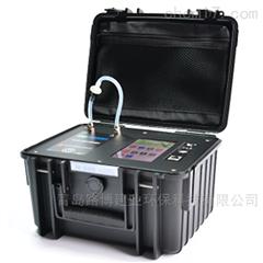 LB-FD700泵吸α能谱分析法测氡仪