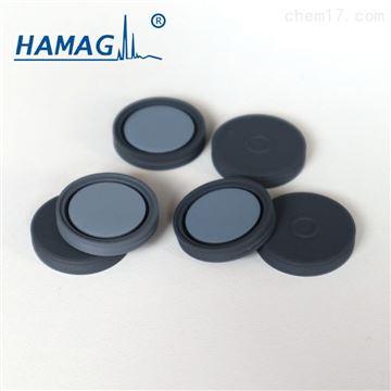 HM-4482用于医药的丁基橡胶/PTFE隔垫带凹槽