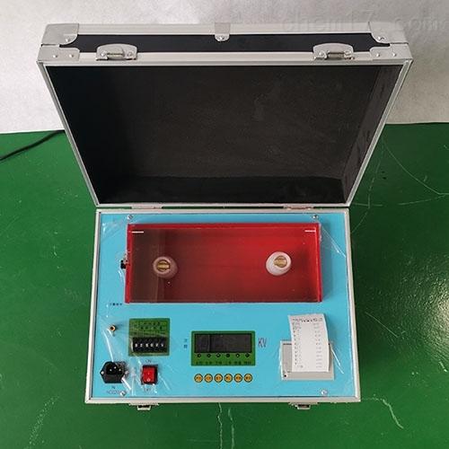 程控智能绝缘油介电强度测试仪