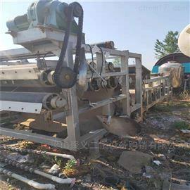 专业出售二手污泥脱水带式过滤机