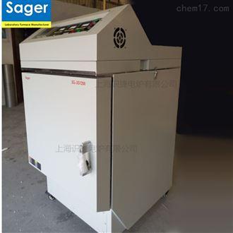 SG-XS14001400度箱式马弗炉 材料分析