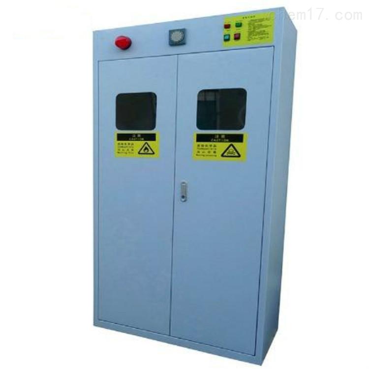厂家供应实验室全钢防爆气瓶柜