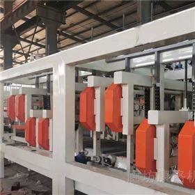 全自动压制型匀质板设备数控切割锯生产方式