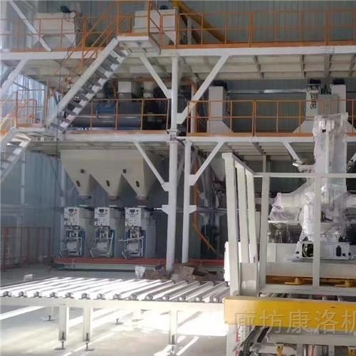 厂家直产直销大型码垛机设备