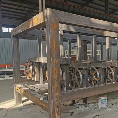 箱体式匀质板设备高速切割锯