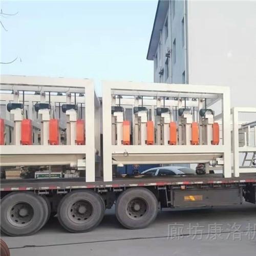 生产匀质板设备机器A级防火板生产线