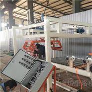压制型匀质板设备匀质保温板板切割锯