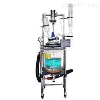 GR-100长城科工贸单层玻璃反应釜