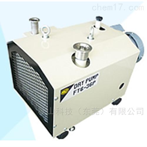 日本anlet 6段式真空泵FT6系列