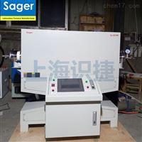 Sager1200真空管式炉 气体材料烧结分析电炉