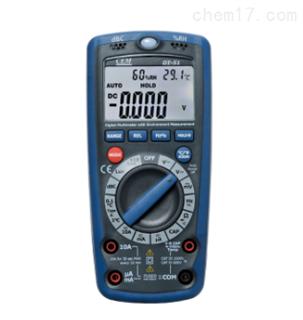 DT-61多功能环境数字万用表