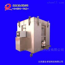 室内厚型钢结构防火涂料隔热效率等级试验仪