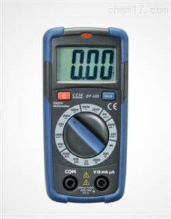 DT-105口袋式数字万用表