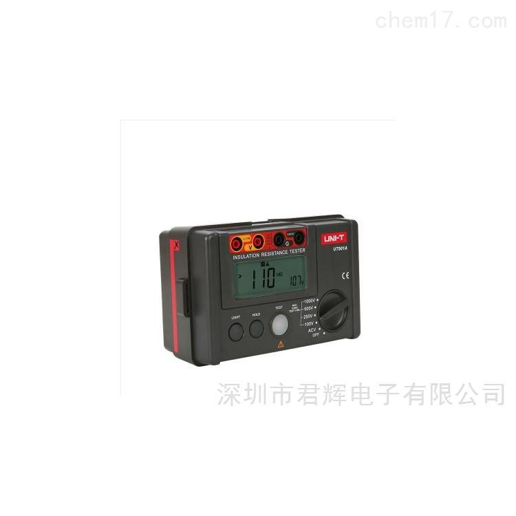 UT501A绝缘电阻测试仪