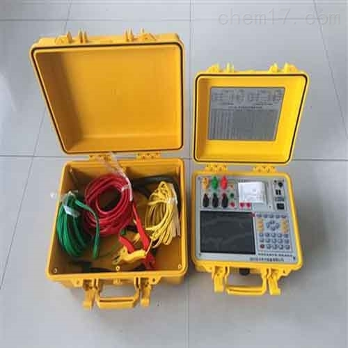 结构精美变压器容量特性测试仪