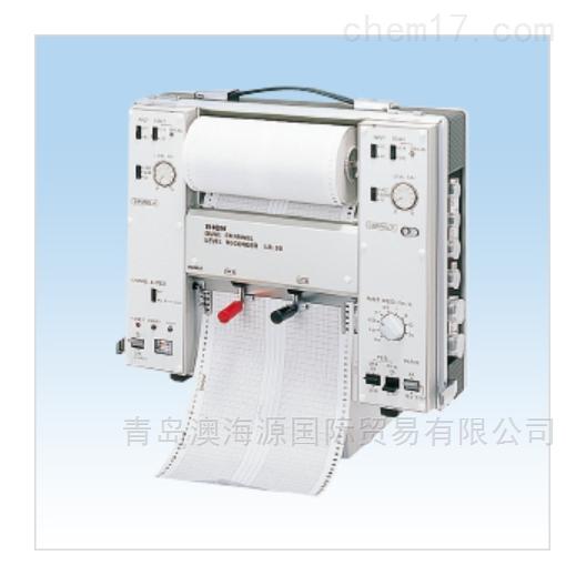 日本RION理音2通道液位记录仪LR-20A