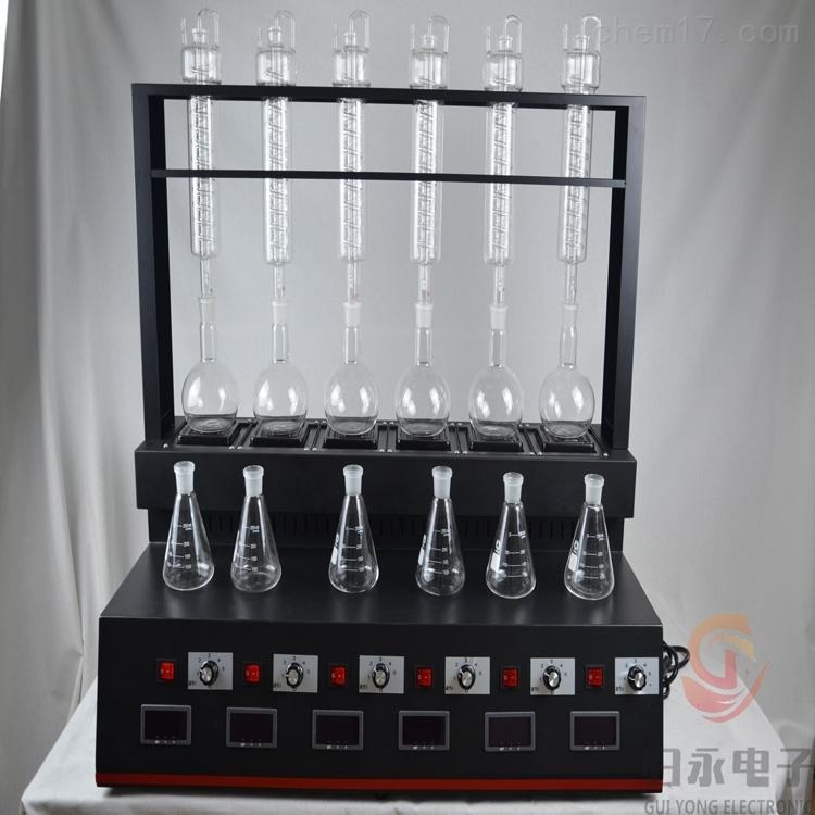 实验室简易型连续蒸馏装置厂家价格