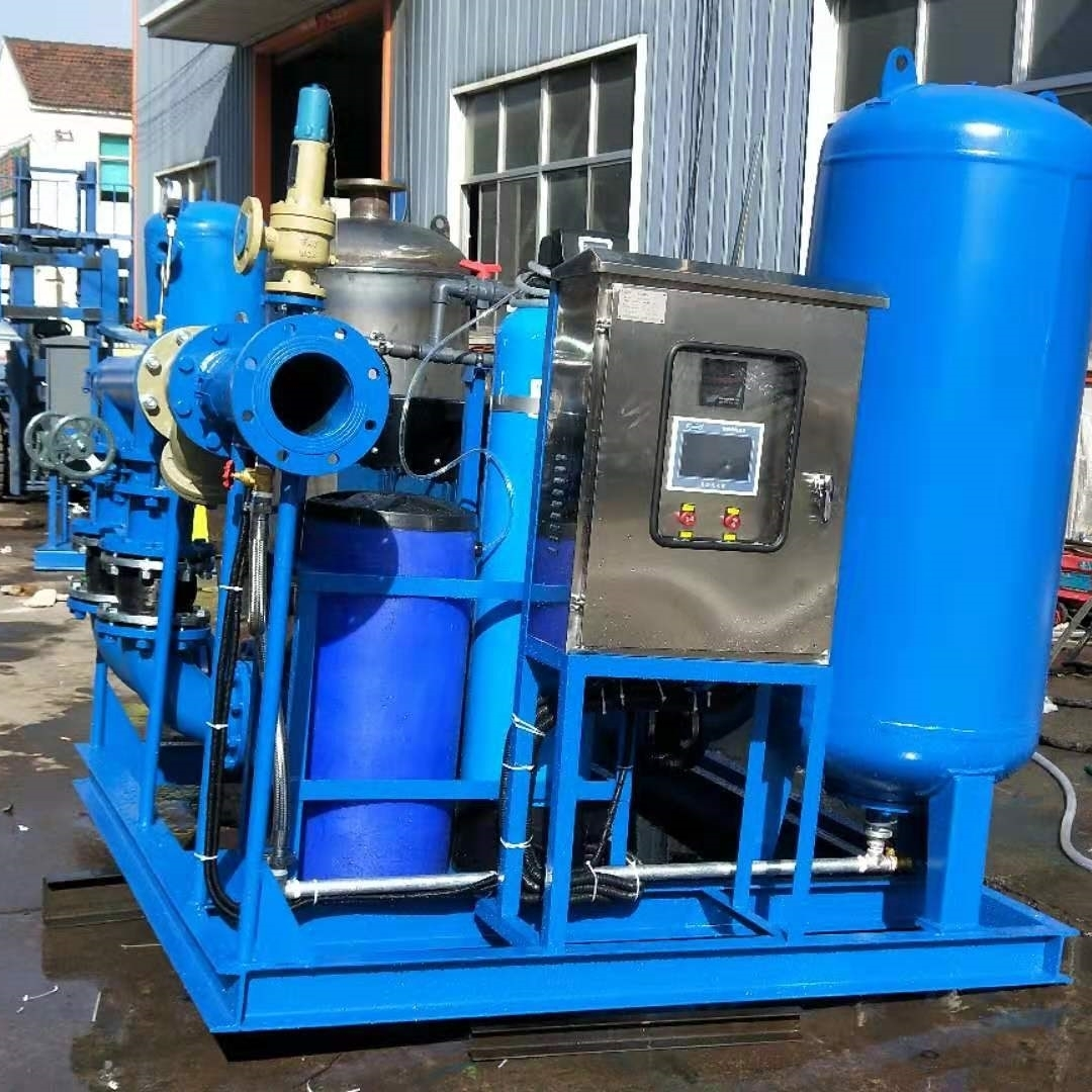 乙二醇定压补水装置