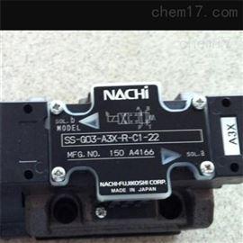 销售日本NACHI不二越电磁阀全系列产品