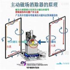 主動磁場屏蔽消磁系統