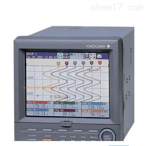 记录仪DX2008-3-4-3日本横河YOKOGAWA正品
