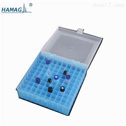 HM-1010E2ml进样瓶(盒)座(蓝色)