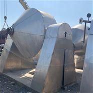 二手干燥设备 二手2000L双锥真空干燥机