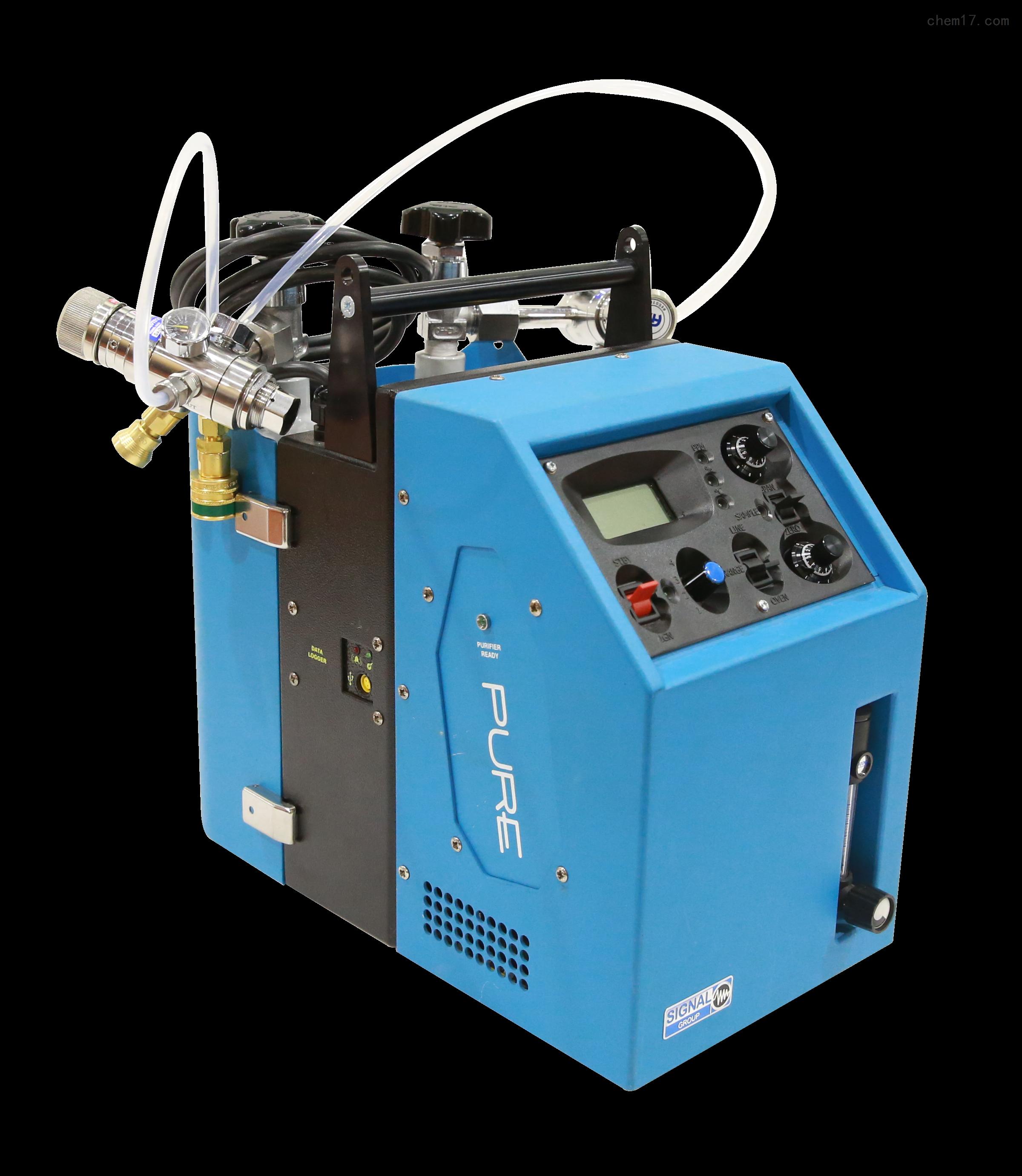 非甲烷总烃分析仪