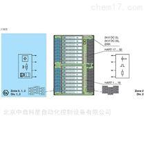HiDTB16-SCT-44C-SC-RAHiD系列16槽位安全栅通用底板(SC型)