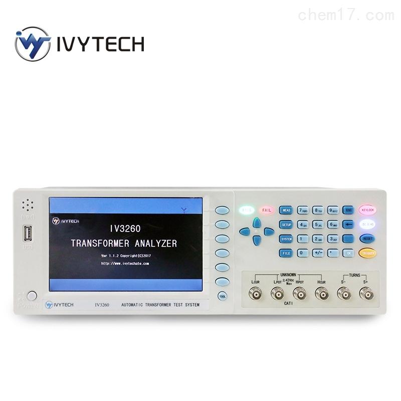 艾维泰科IVYTECH IV3260变频器综合测试仪