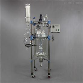 S212-100L防爆型双层玻璃反应釜