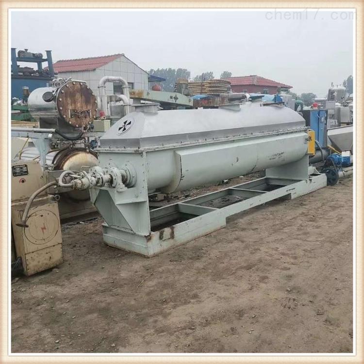 回收二手空心桨叶干燥机