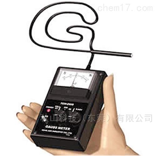 日本magnix高斯计特斯拉计TGM-4000