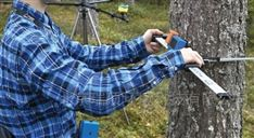 分离式遥感电子树木直径测量仪
