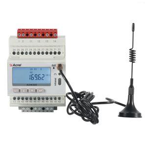 能测温度的智能电表