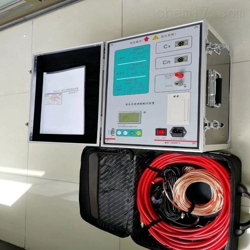 高性能抗干扰介质损耗测试仪
