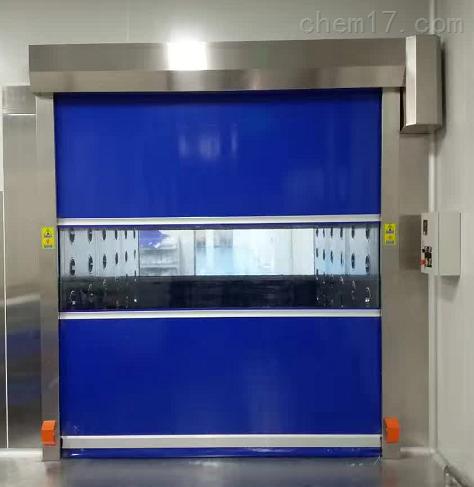 卷帘门货淋室