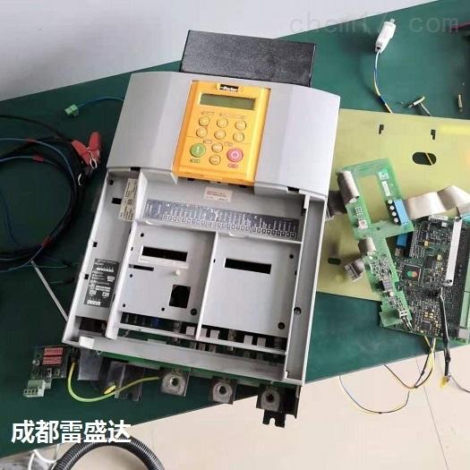 派克变频器开机面板不亮维修