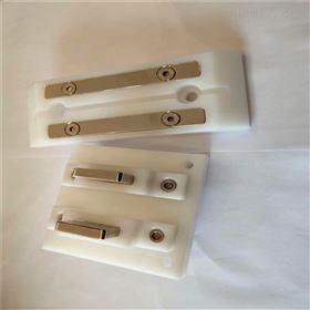 6极60A带通讯功能充电刷 AGV充电装置