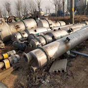 出售钛材三效两吨蒸发器