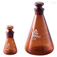 3-9677-01磨口三角烧瓶 50ml